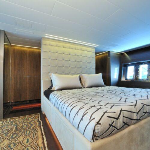 materasso matrimoniale vispring per yacht