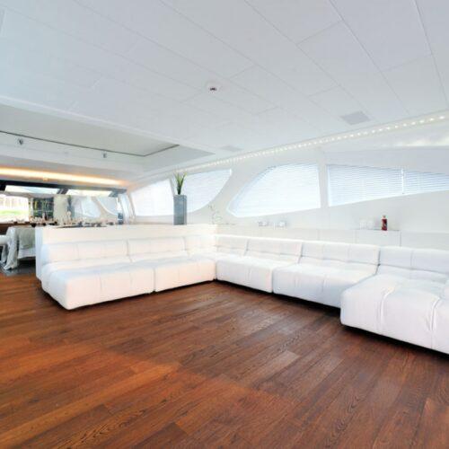 divano per yacht