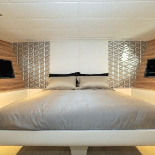 materasso per yacht