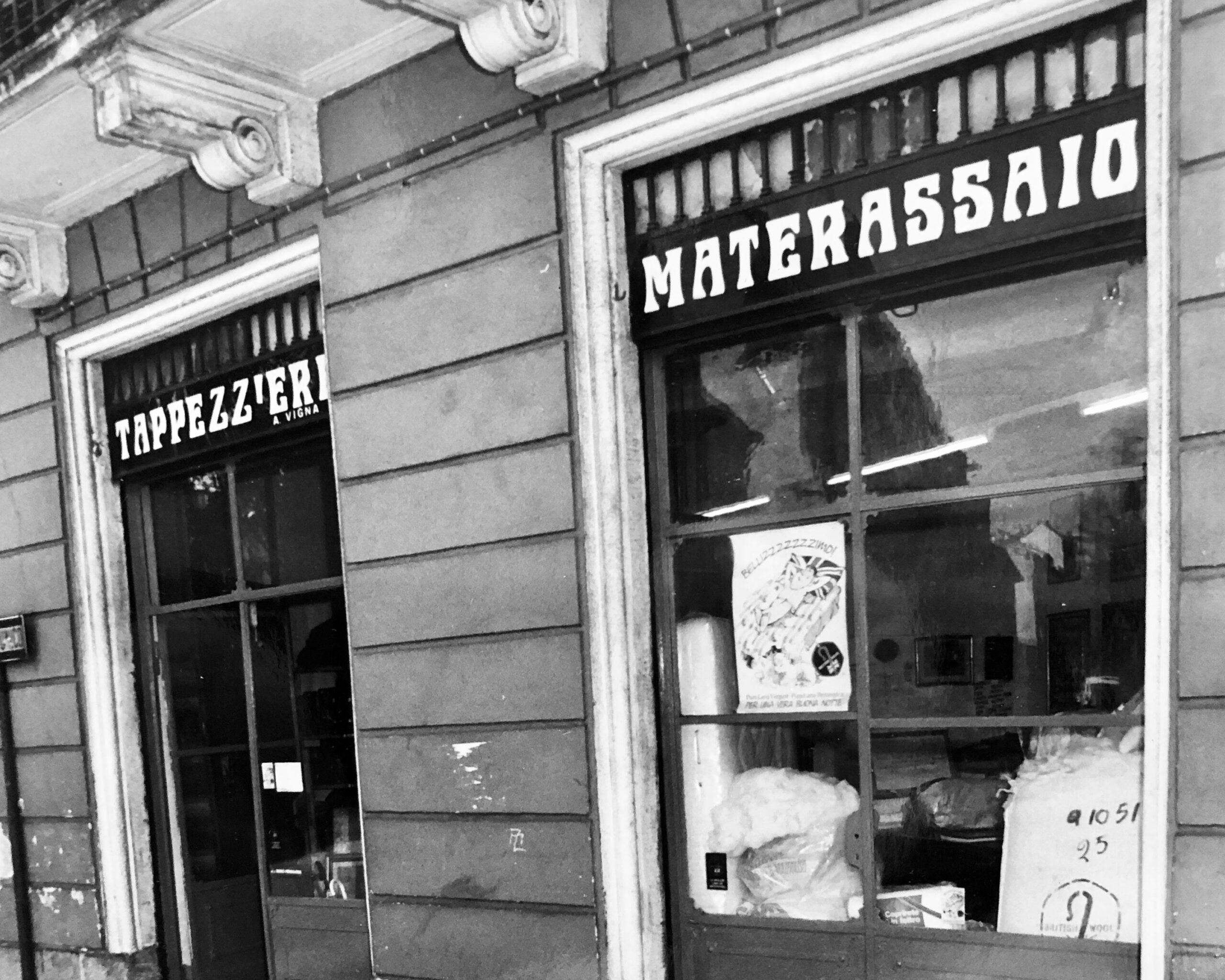 La prima bottega del 1960 scaled i Vigna