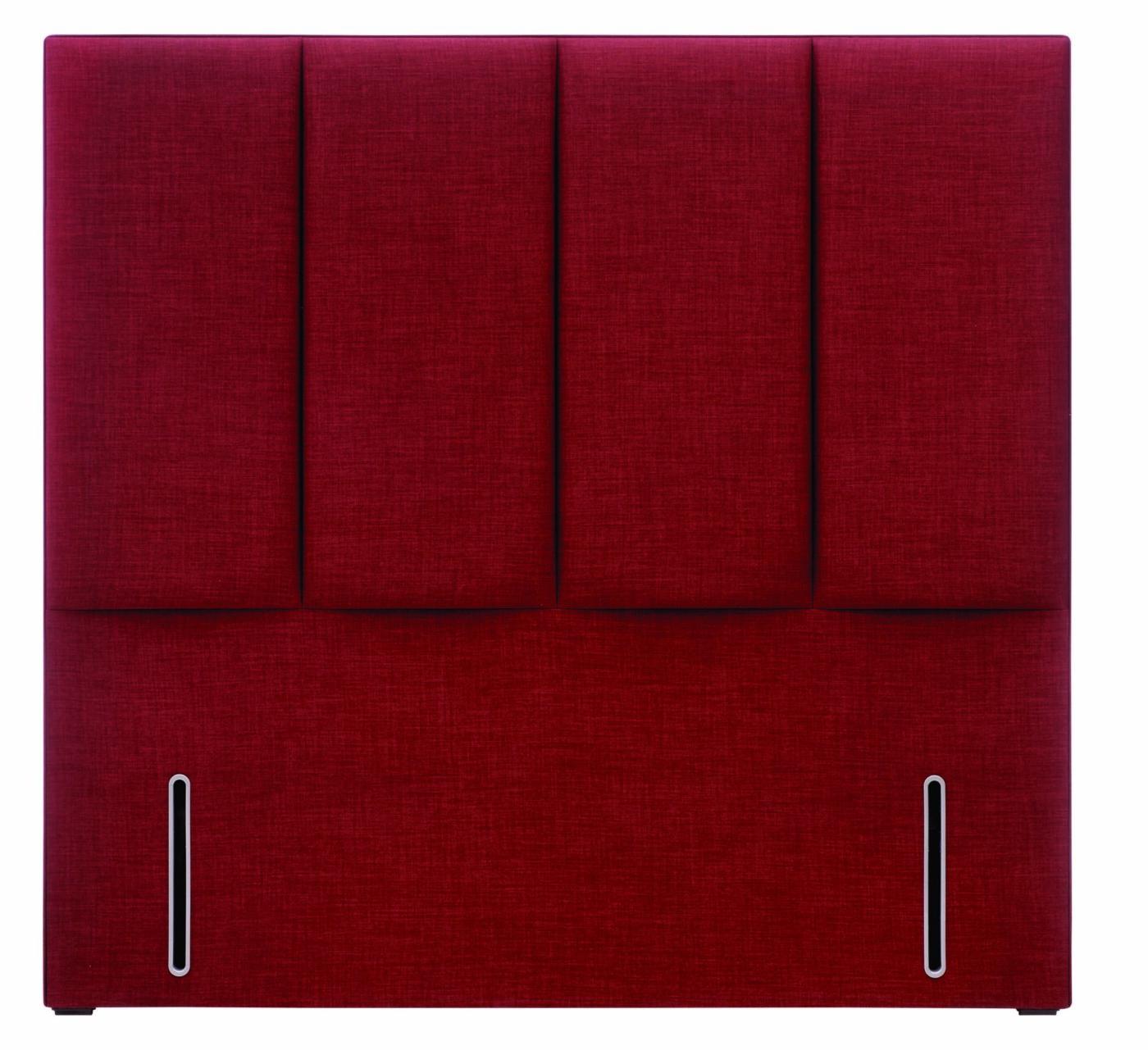 Hypnos Francesca HB Euro Slim Linoso 200 Red HR scaled e1604471361100 i Vigna